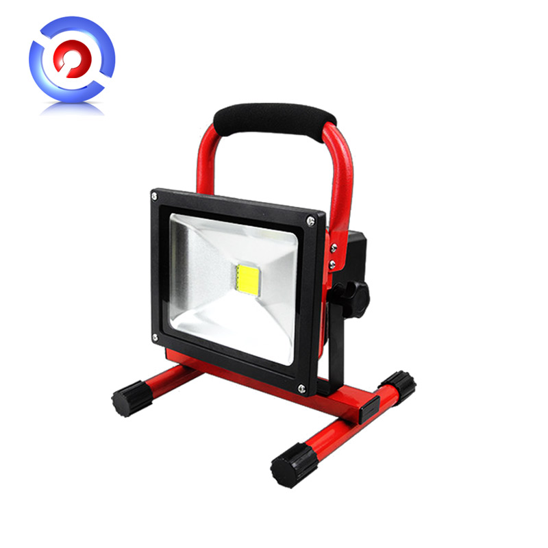 New led rechargeable flood light