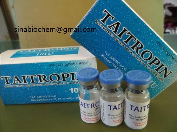 Taitropin,authentic taitropin hgh 191aa