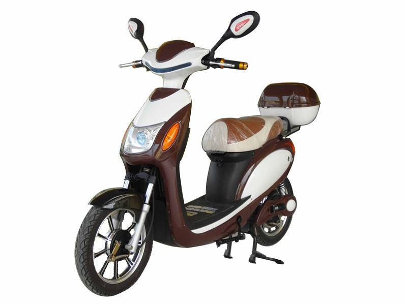 Newest HOT 500W 32km/h electric scooter with pedal --LS29