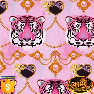 Dazzle Graphic Water Transfer Printing Film DGDAC042-LHC