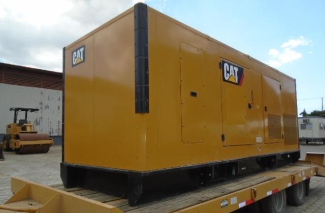 #26409 600 KW Caterpillar C18 Generator