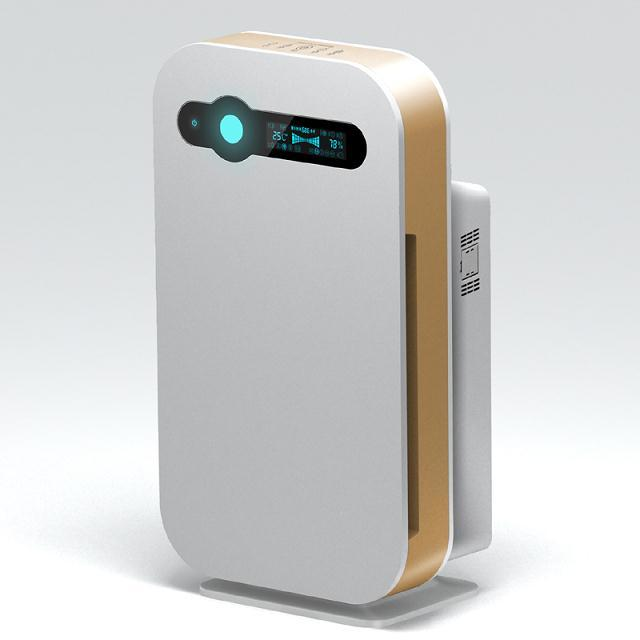 HEPA UV Quiet Indoor Air Purifiers, Room Air Cleaner LAF8001