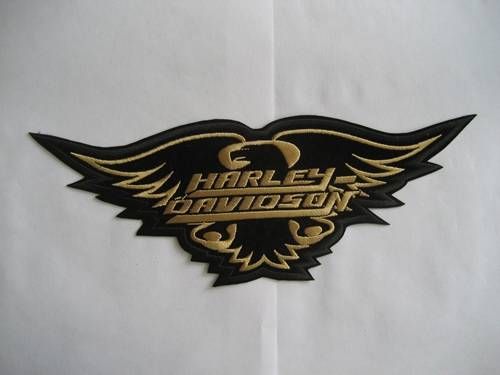 Harley Patches