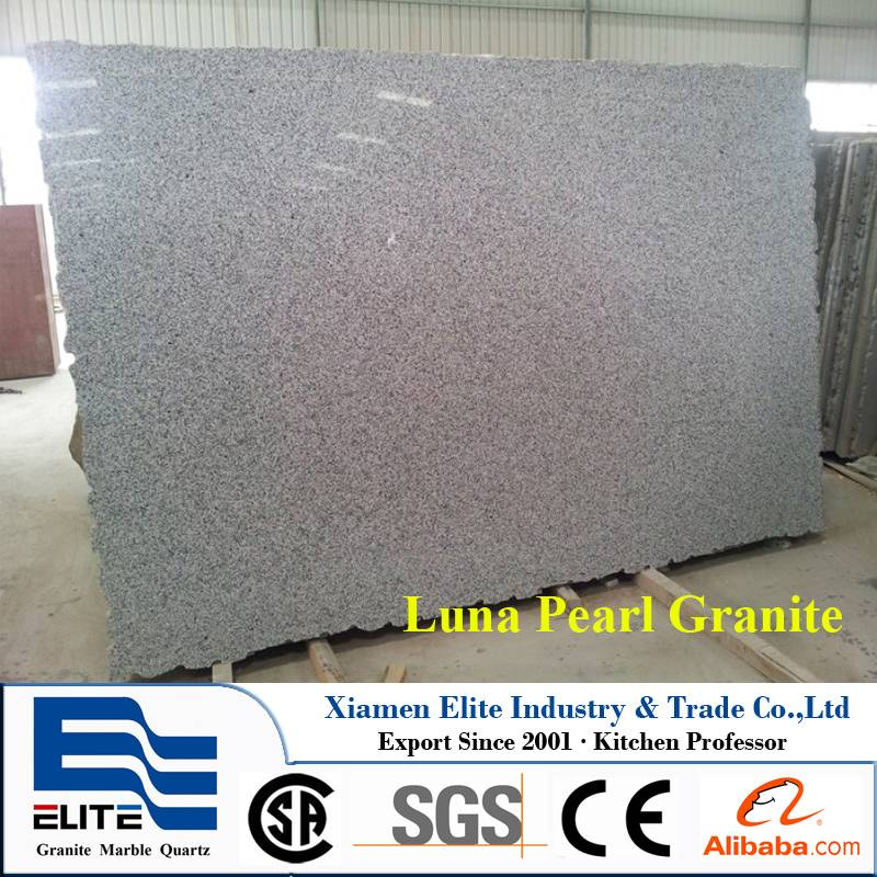 Luna Pearl G640 Granite Slabs