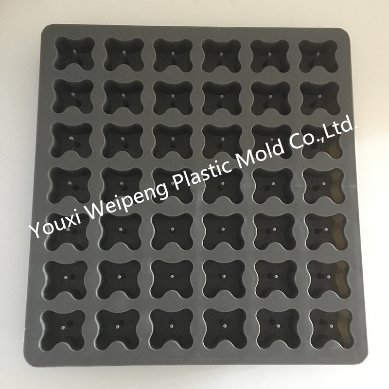 Concrete Spacers Plastic Injection Mold (MH30354042-YL)