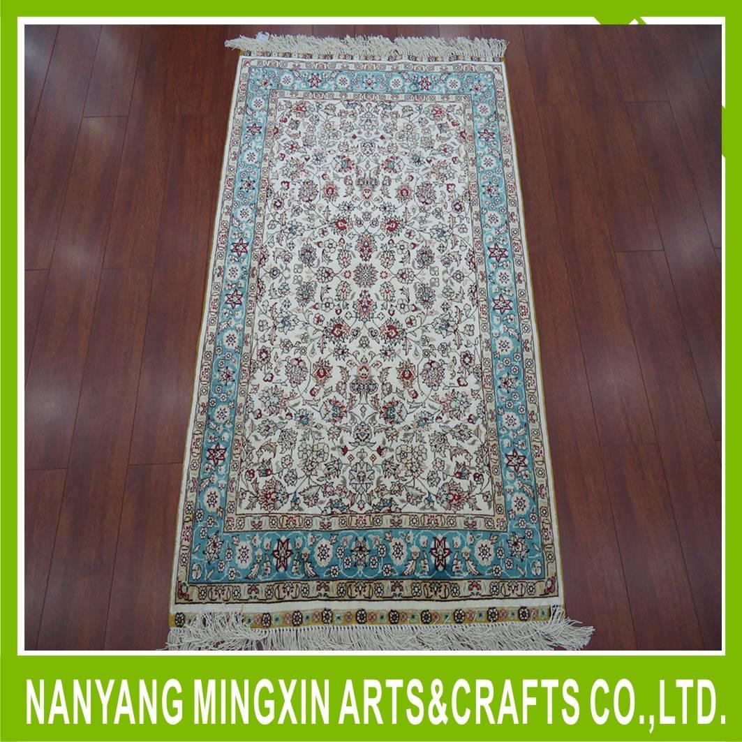 Alibaba China designer rug silk small social room carpet handmade persian carpet