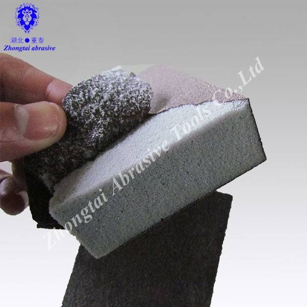 P36-40-46-60-80-100-120-150-180-240 cleaning  polishing  grinding sanding sponge different grits and