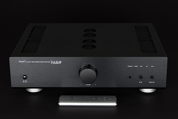 Hybrid Amplifier  DC-222 mk2