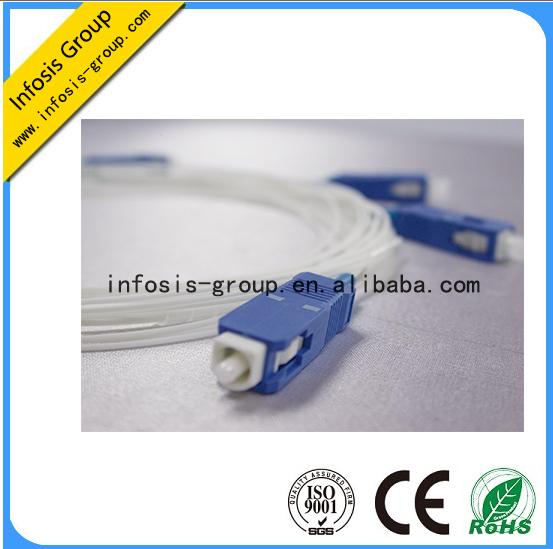 Best Materials LC PC UPC APC SM MM 0.9 2.0 3.0MM Fiber Optic Pigtail