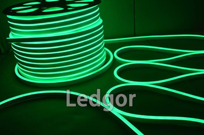 UL ETL CE RoHS EMC LVD 240V 120V 24V 12V SMD Slim Led Neon Flex suitable for interior and exterior l