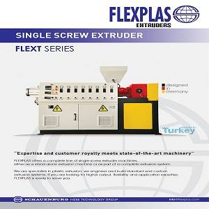 FLEXT-80 EXTRUDER