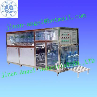 5 gallon automatic water barrel filling line