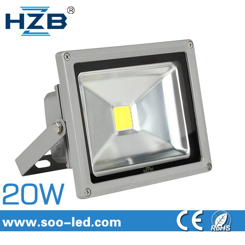 20W LED Work Flood Light Part Outdoor commercial lighting Garden Lamp Bulb 85-265V AC