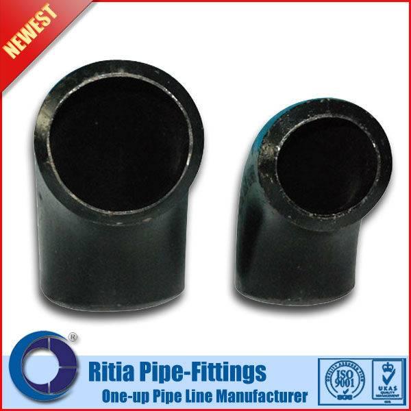 pipeandfittings.cn - Long Radius 90 Deg carbon seamless elbow