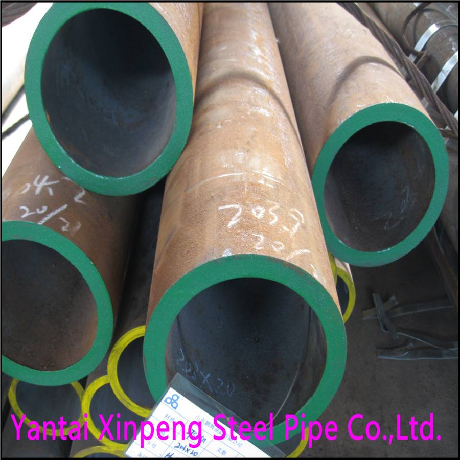 AISI 1045 Non Alloy Oil And Gas Seamless Steel Pipe