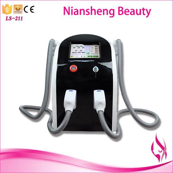 2016 NEW High quality wrinkle reduction IPL SHR machine