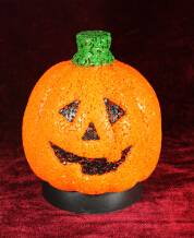 EVA&LED Halloween decorative lights,Pumpkin Table Lamp