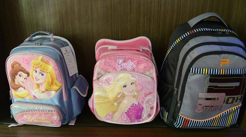 Sweete Princess school bags for girls