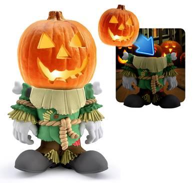Pumpkin People Real Pumpkin Stands