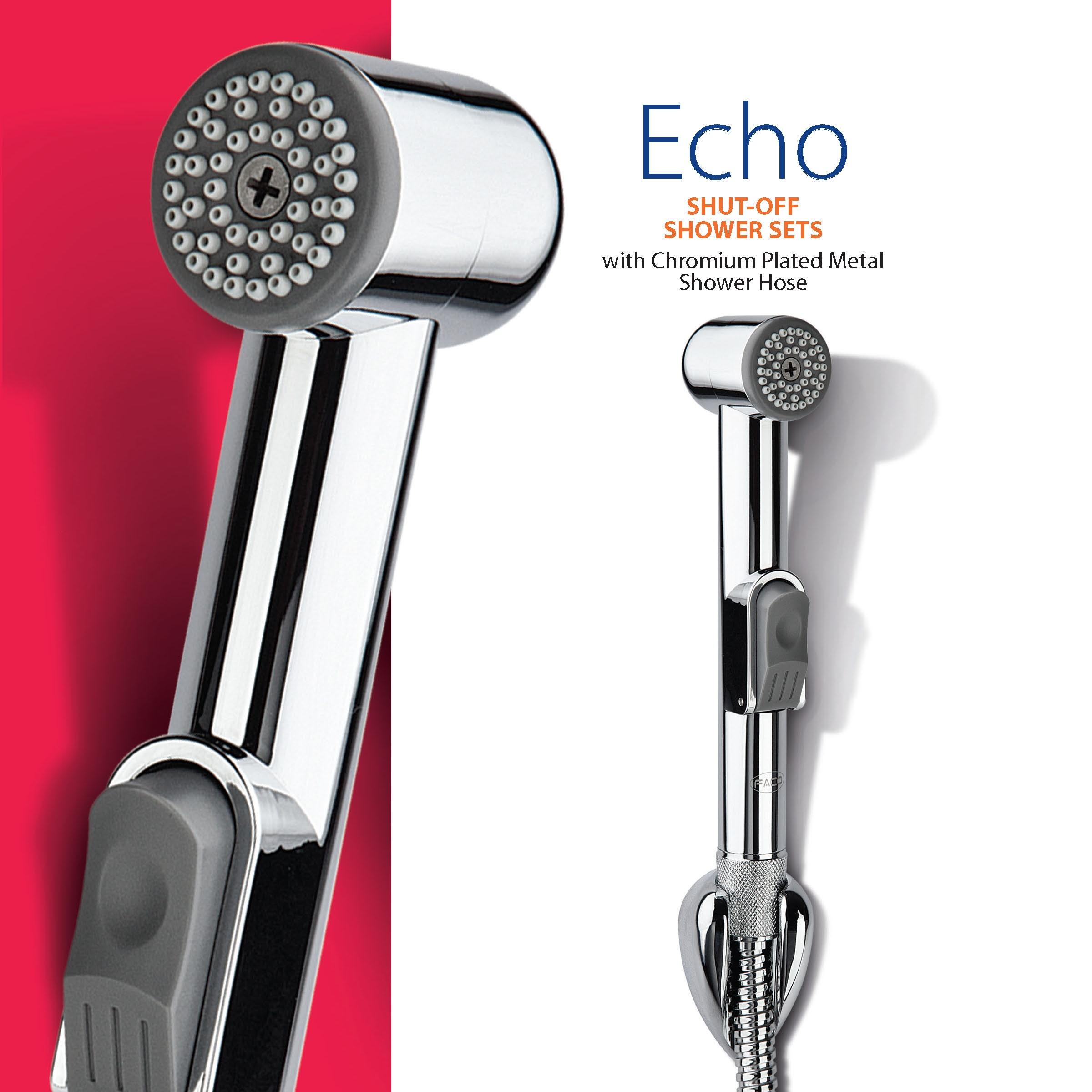 Echo Shut-Off Shower Set