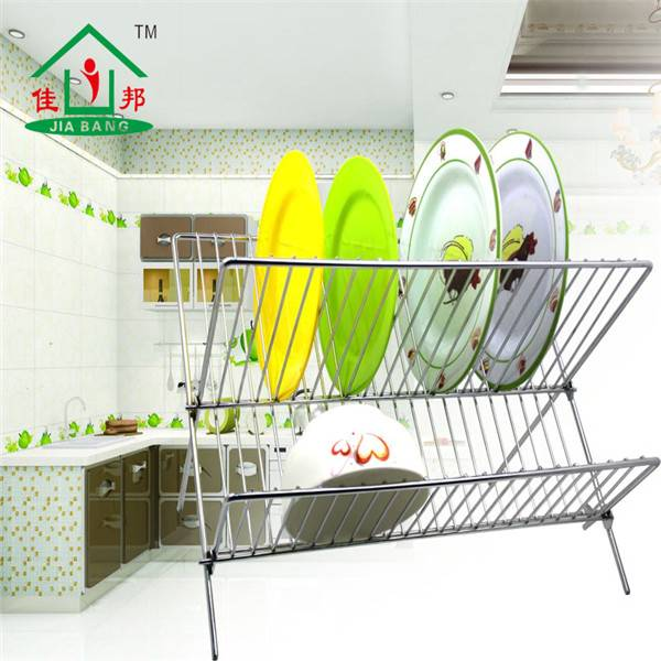 2014 Stylish Portable Kitchen Dish Rack