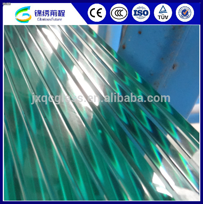 12mm Clear Laminated Glass