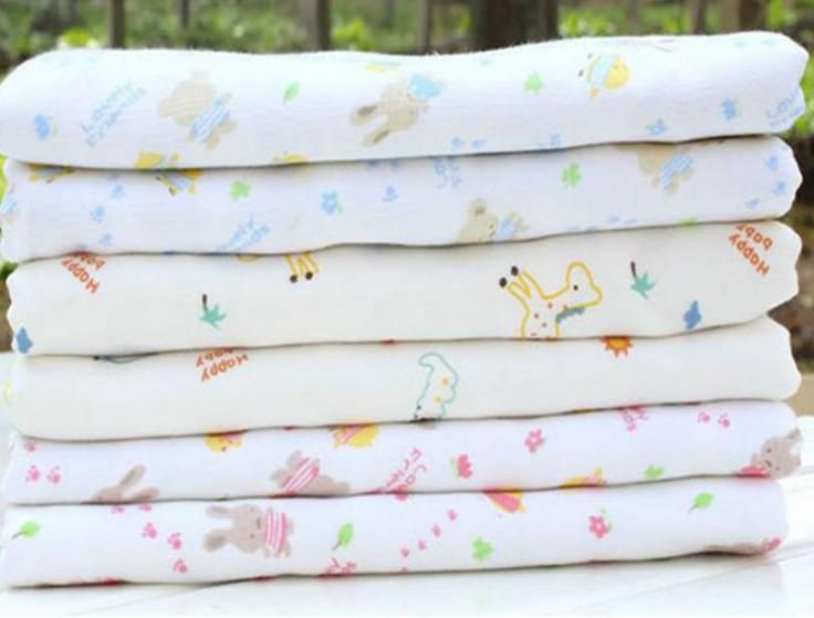 OEM Muslin Wrap Swaddle Soft Woven Organic Baby Muslin Blanket