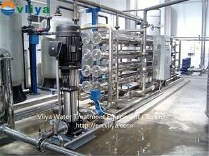Vliya RO system ultrapure water treatment plant for pharmaceutical applications