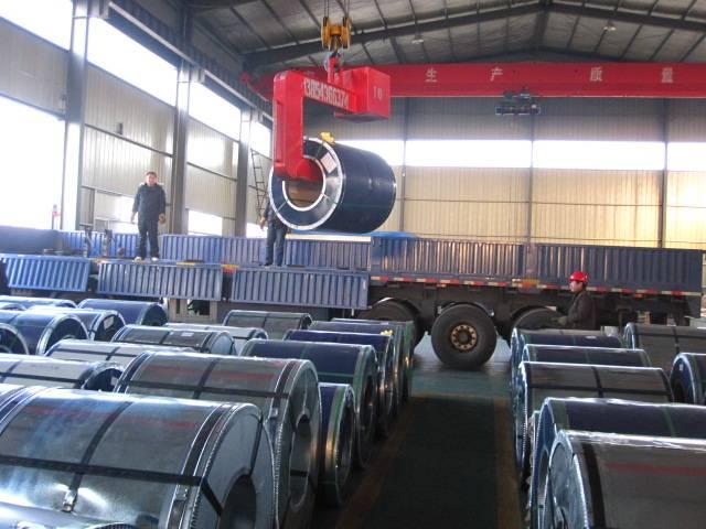 AZ60~AZ180 hot dip galvalume steel coil