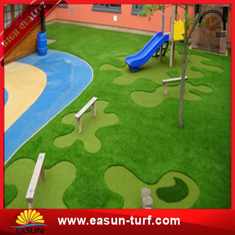Lead free garden decoration landscaping artificial synthetic turf grass wholesale-Donut