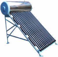 Direct-Plug Non-Pressurized Solar Water Heater
