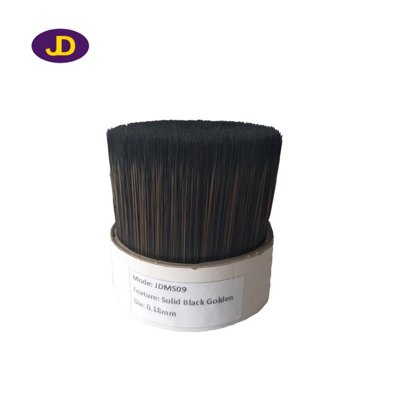 0.18mm black golden solid filament