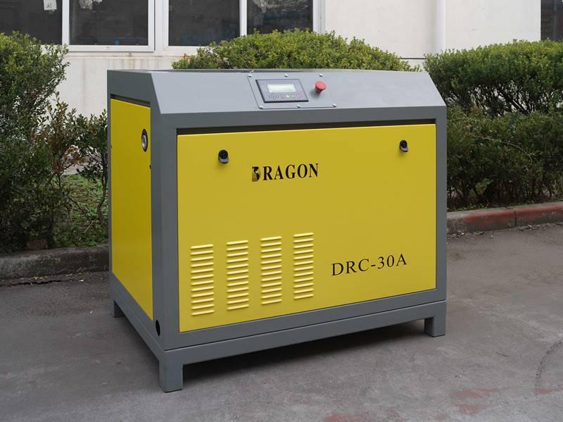 Shanghai Dragon screw air compressor 30hp