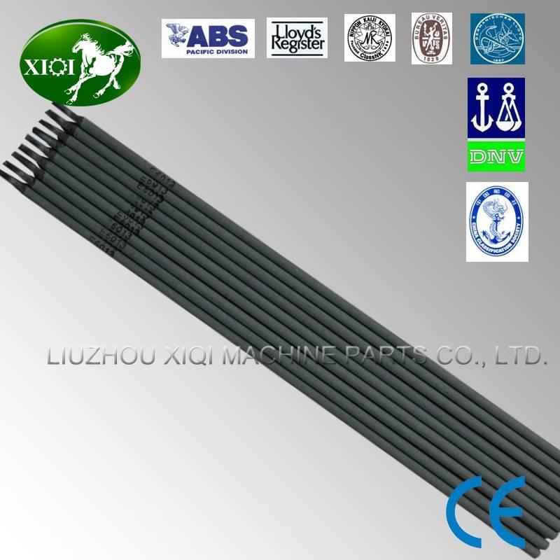 Low alloy steel welding electrode E7015-G