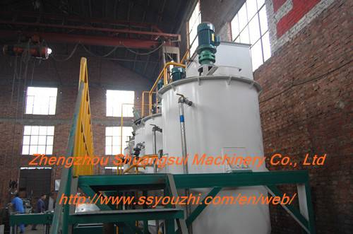 Edible Oil Refining Machinery