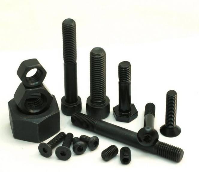 DIN933 hex bolt ,screws, hex nut fasteners
