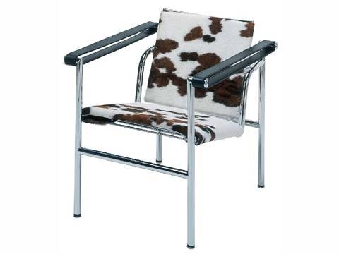 Le Corbusier LC1 Basculant Sling chair