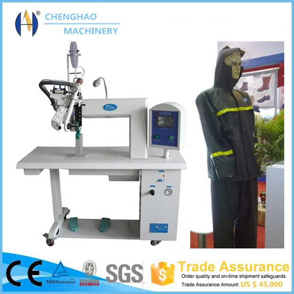 CH-1800W Dongguan hot air seam sealing machine for outdoor wear