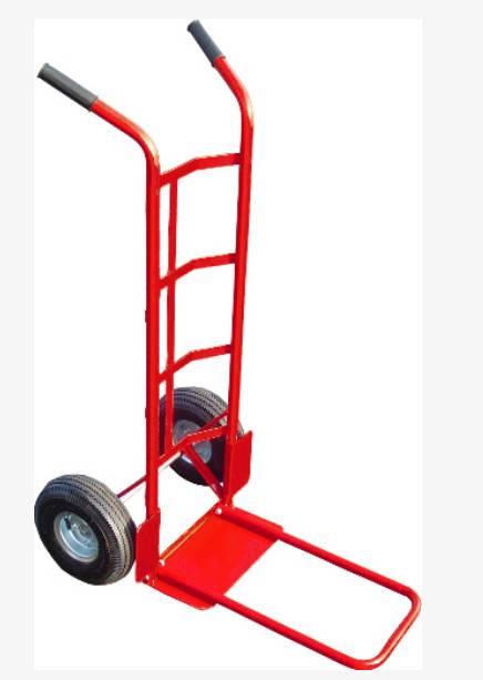 Cheap Wholesale Tool Push Cart Pneumatic Wheel Hand Trolley