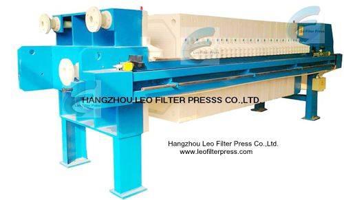 Leo Filter Press Manual Industrial Filter Press