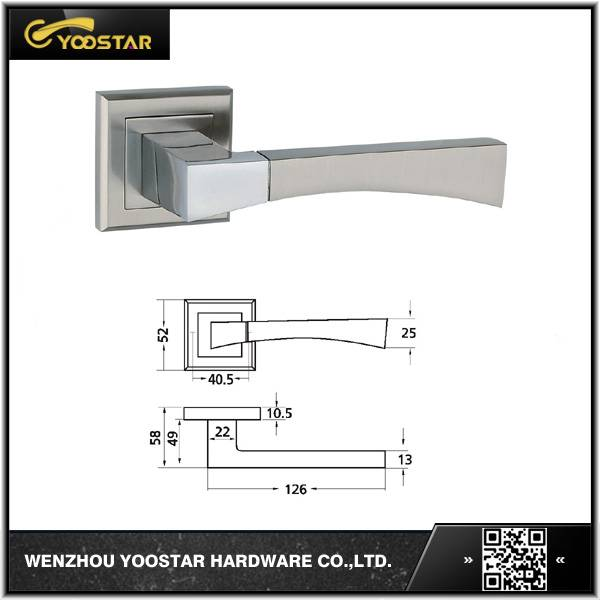China aluminum door handle