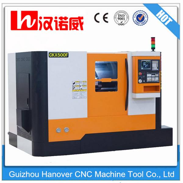 CKX500F--Hanover E-type Slant Bed CNC Lathe with Tool-turret
