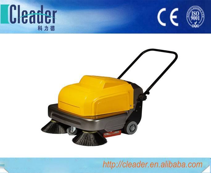 industrial road sweeper