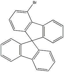 organic electronic/ 4-BroMo-9,9'-spirobifluorene[1161009-88-6]