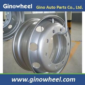 truck steel wheel 22.5x8.25 22.5x9.0