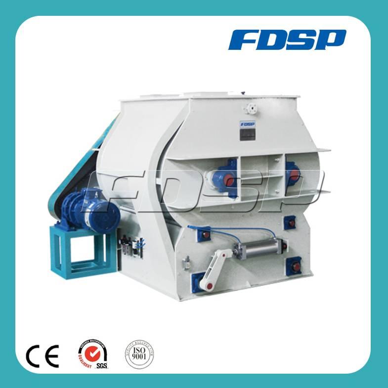 SHSJ.1 Series Double Shaft Mixer