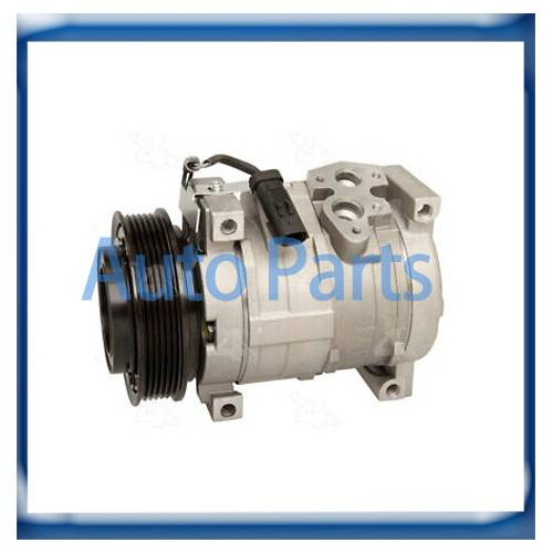 Denso 10S17C AC Compressor for Jeep LIBERTY (KJ) 2.5 2.8 55037467AB 447220-3972 55037467AA 55037467A
