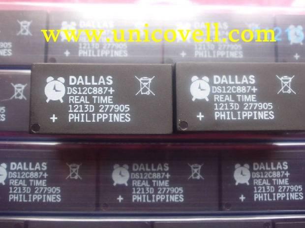 Sales Dallas Clock IC DS12C887 DS12885 DS1230 DS1225