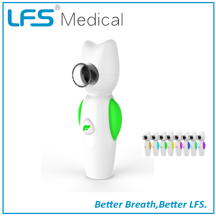 A8+ music chip electric nebulizer