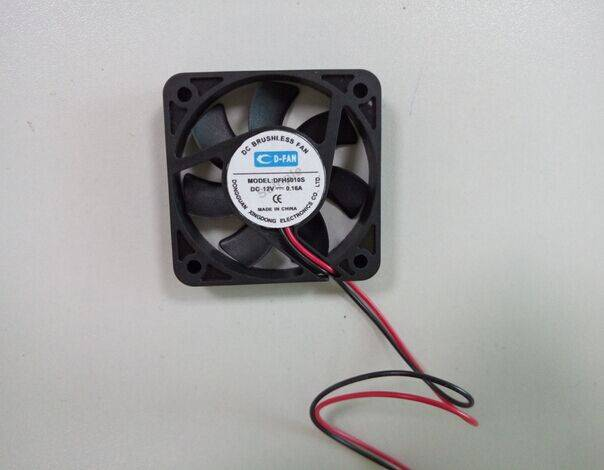 50x50x10mm 5010 5v 12v 24v dc brushless cooling fan
